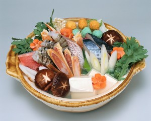 Bowl of Japanese Delicacies
