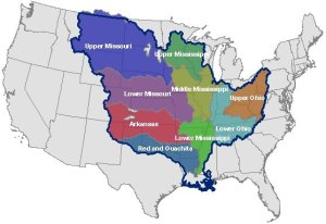 Mississipi River Watershed